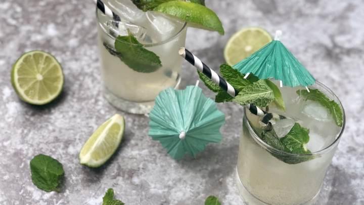 Vodka Keto Mojito