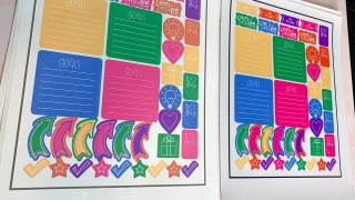 How To Make Printable Planner Stickers Using Cricut Access