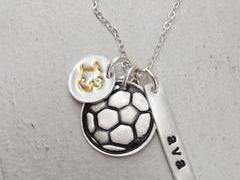 Sports Mini's Necklace