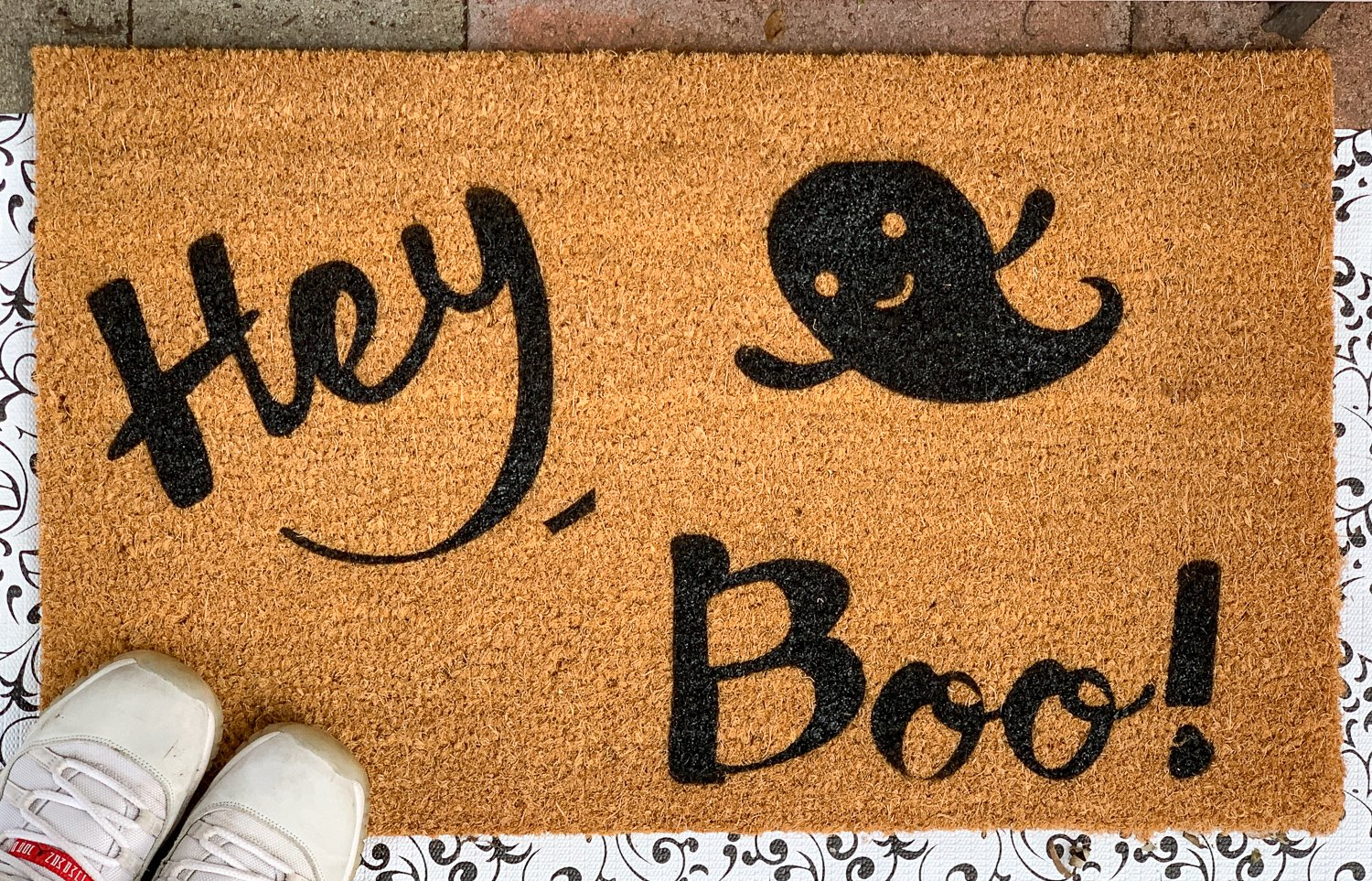 DIY Doormat ready to use