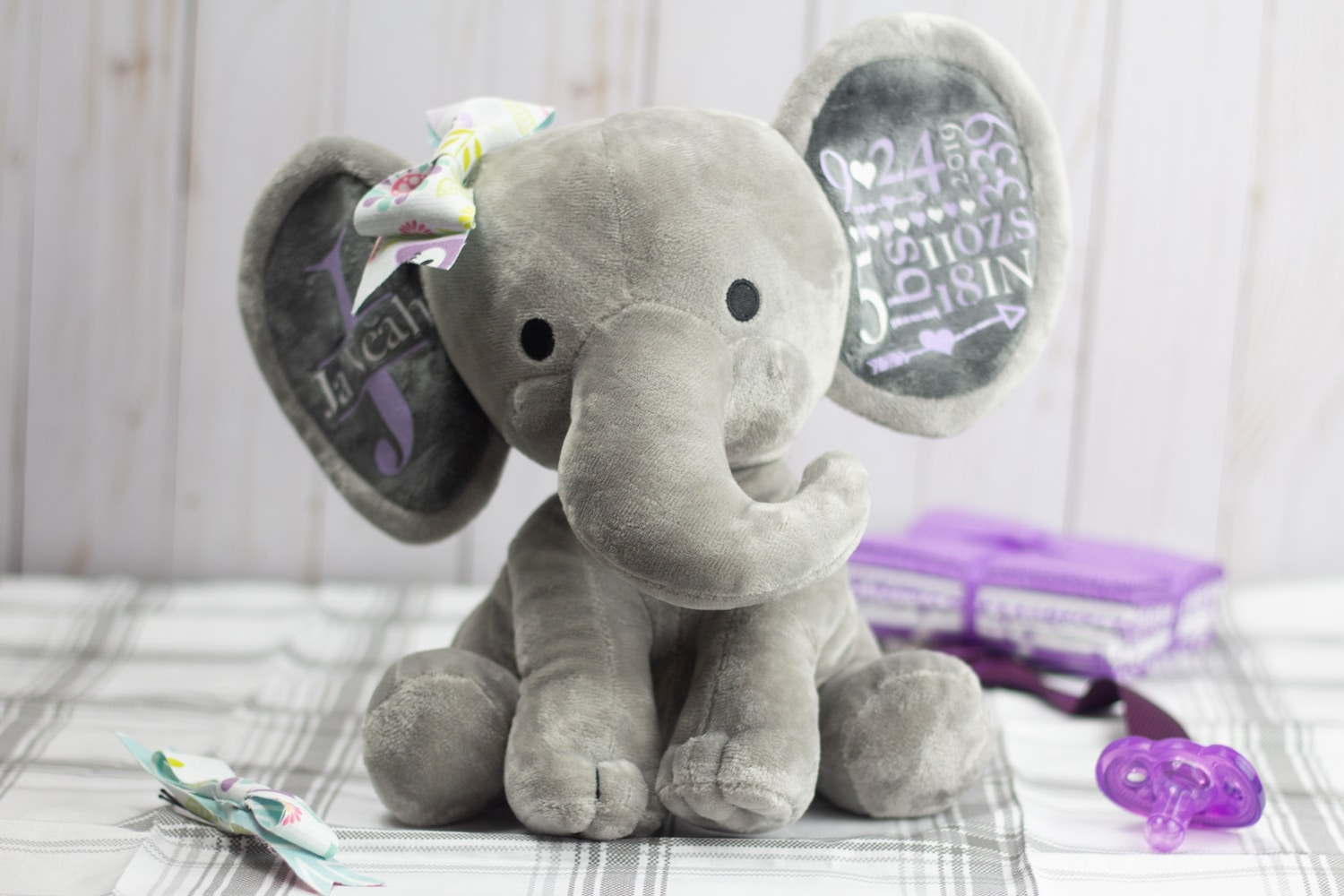 Personalized Stuffed Animals With The Cricut EasyPress Mini