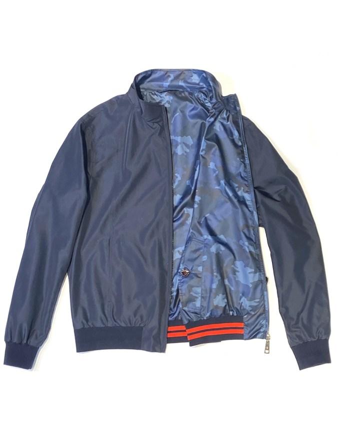 blouson-zippe-reversible-bleu-camouflage-kired-willman