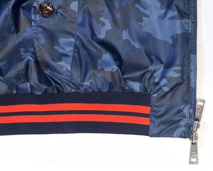 details-blouson-reversible-bleu-camouflage-kired-willman
