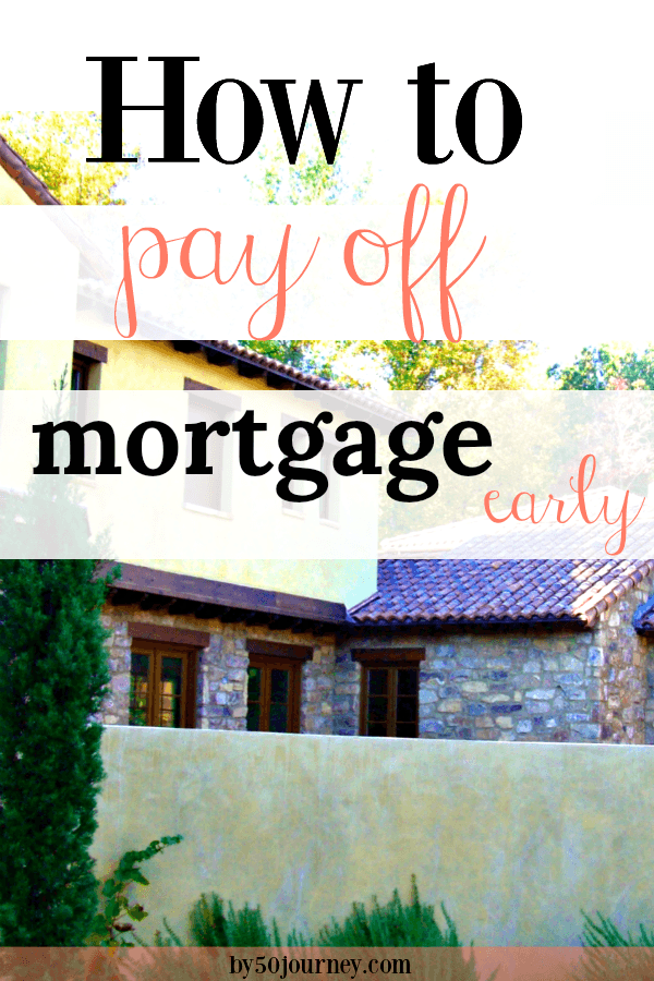 Is paying off mortgage early a good idea