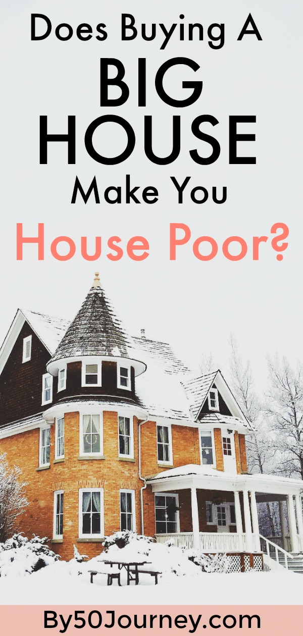 How To Tell If You Are House Poor | By 50 Journey
