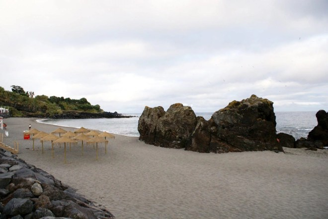 Praia Vinha D'Areia - São Miguel, Açores