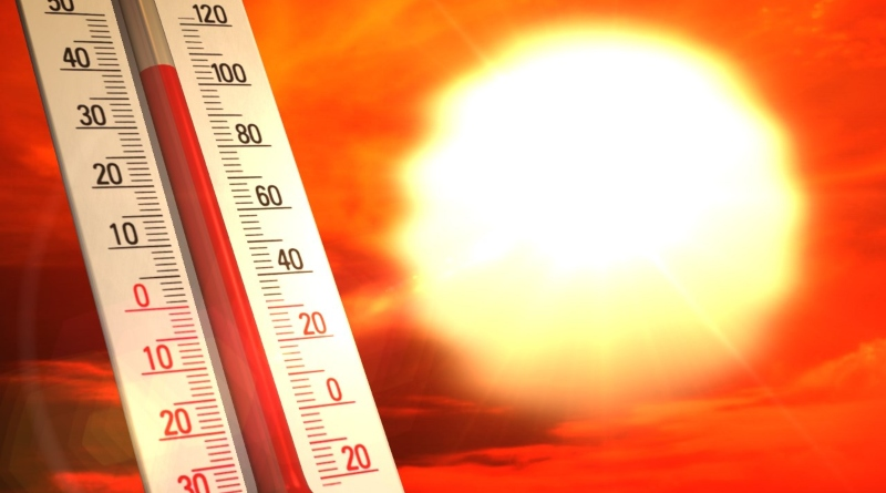 горещо време
