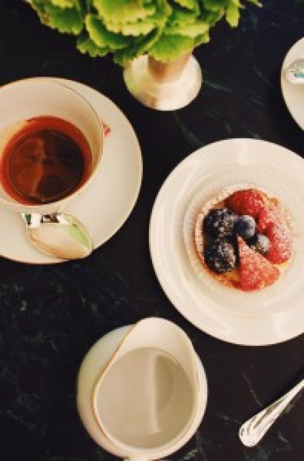 Coffee and Pastry at Pasticceria Marchesi
