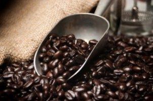 Dark Rosted Coffee Beans