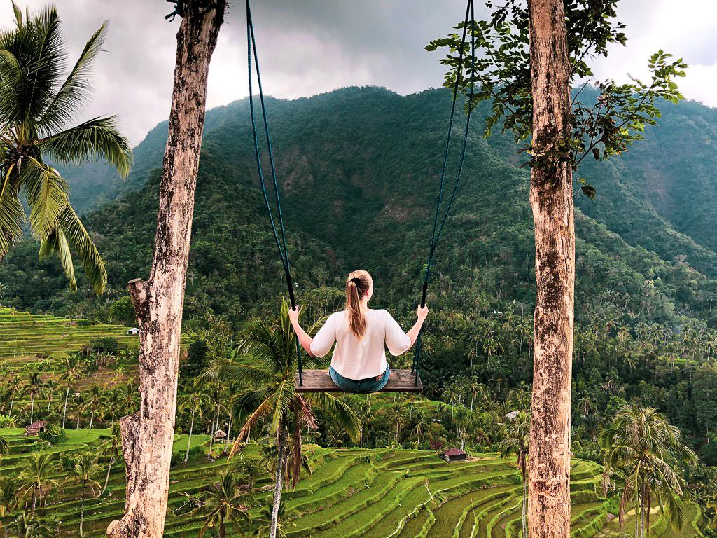 Road trippin in Bali
