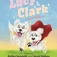 Lucy & Clark: A Story of Puppy Love
