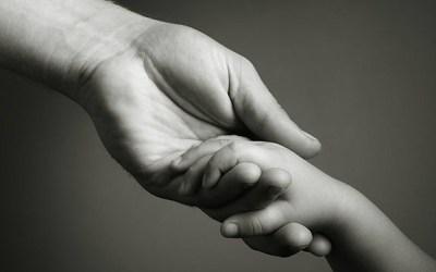 1 Pet.5:6 Veilig in Gods kragtige hand