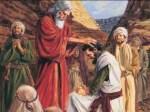 1 Pet 2:9 Ons staan tussen God en die mense