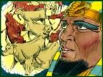 Farao se sewejaarplan teen hongersnood