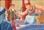 Farao sit Israeliete op hulle plek