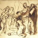 Salomo deur Rubens (1577-1640)