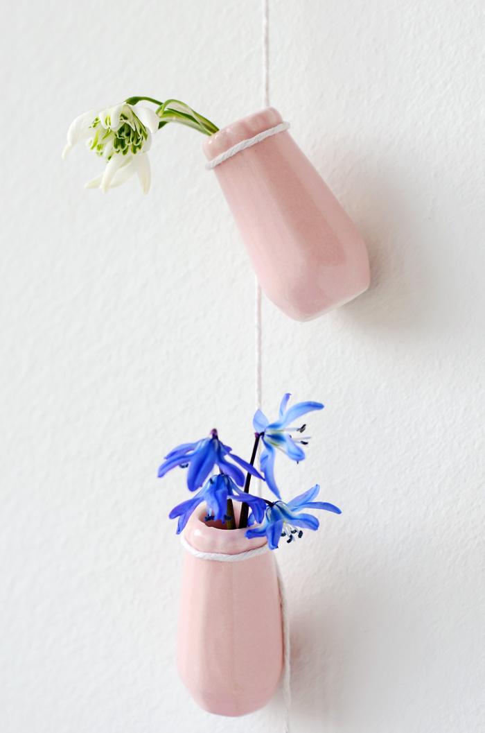 mini vaser closeup