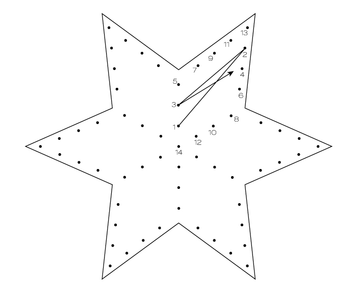 stor stjerne tutorial