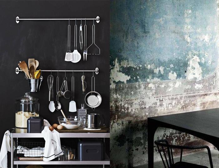 Kitchen ideas walls