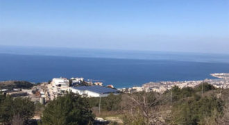 Land for Sale Aalita Jbeil Area 985Sqm