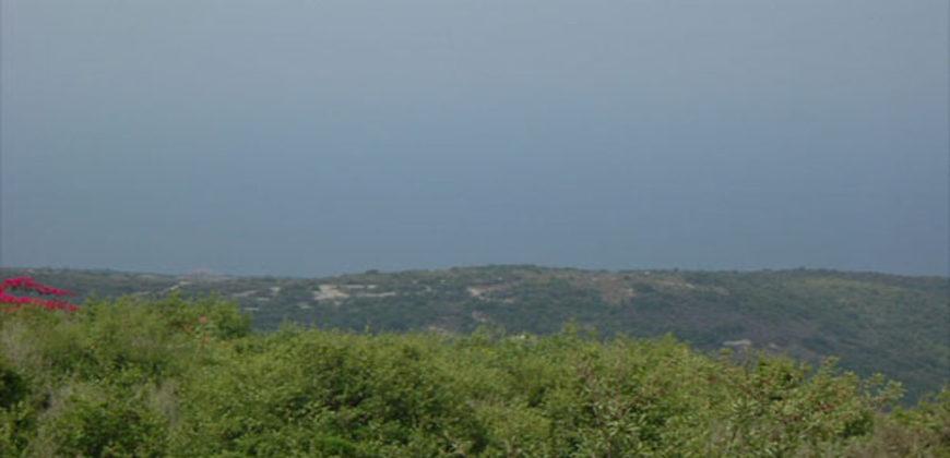 Land for Sale Maad Jbeil Area 920Sqm