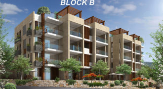 Apartment for Sale Ras Osta Jbeil GF Area 88Sqm and 67Sqm
