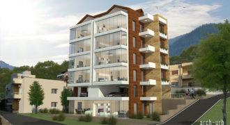 Apartment for Sale Jbeil Byblos City GF Area 95Sqm and 45Sqm