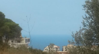 Land for Sale Blat Jbeil Area 1800Sq