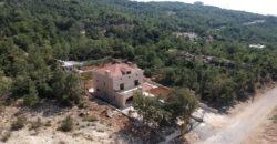 Villa for Sale Mechmech Jbeil ;Deluxe Construction is about 329 Sqm
