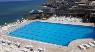Chalet for Sale Halat Jbeil  First Floor Area 48 Sqm.