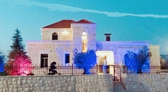 Villa for Sale Bejjeh Jbeil is about 230 Sqm