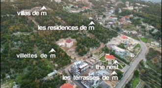Land for Sale Mechmech Jbeil Area 1655Sqm