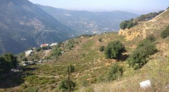 Land for Sale Ain Jrain Jbeil Area 40000Sqm