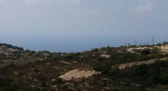 Land for Sale Gharzouz Jbeil Area 2328Sqm