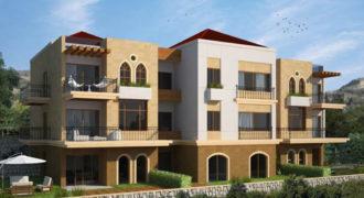 Apartment for Sale Bentael Jbeil RDJ Floor Area 100Sqm and 16Sqm