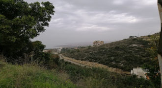 Land for Sale Fidar ( Halat ) Jbeil Area 1004Sqm