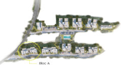 Apartment for Sale Bmahrain Jbeil Type 1 A5 First floor Area 110Sqm