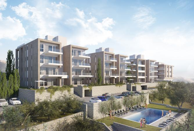 Apartment for Sale Bmahrain Jbeil Type 4 F1 GF floor Area 218Sqm and Garden 268Sqm