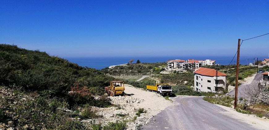 Land for Sale Blat Jbeil Area 1315Sqm