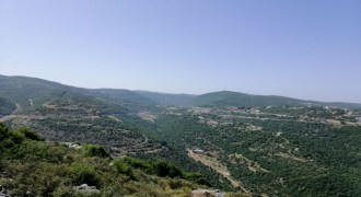 Land for Sale Bejjeh Jbeil Area 35200Sqm