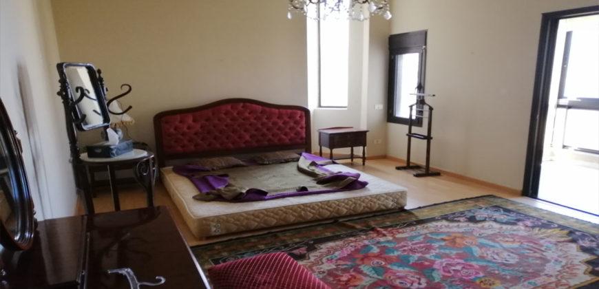 Used Apartment for Rent Furnished Sahel Aalma Kesserwan Area 225Sqm