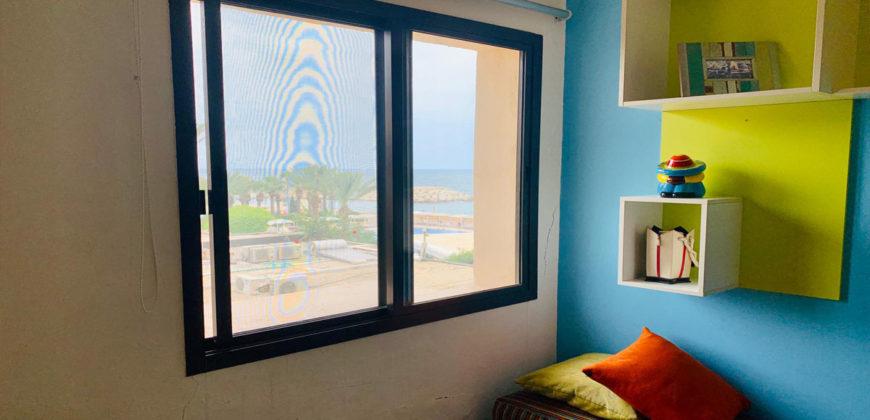 Chalet Furnished for Rent Halat Jbeil Area 52Sqm