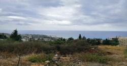 Land for Sale Jdayel Jbeil Area 3368Sqm