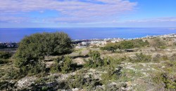 Land for Sale Bouar Kesserwan Area 1338Sqm