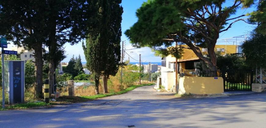 Land for Sale Jbeil Byblos City Area 1080Sqm