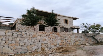 House for Sale Mechmech Jbeil Area The Building is about 203Sqm Land Area 1913Sqm