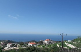 Land for Sale Maad Jbeil Area 775Sqm