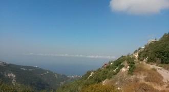 Land for Sale Blat ( Mdamit ) Jbeil Area 815Sqm