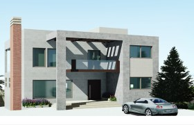 Villa for Sale Hamat Batroun Housing Area 650Sqm Land Area 885Sqm
