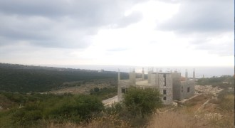 Villa for Sale Berbara Jbeil Housing Area 440Sqm Land Area 890Sqm